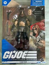 Hasbro GI Joe Classified Series Cobra Zartan 6 inch Action Figure NEW