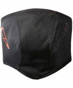 Spyder Arctyc Black Adjustable Stretched Waterproof Windproof Balaclava Mask Ski