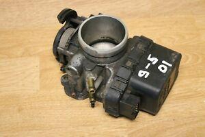 SAAB 9-5 YS3E MY2000 2.3 TURBO AERO B235R THROTTLE BODY # 9188186