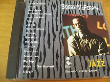 BOBBY McFERRIN OMONIMO CD EX+  JAZZ CURCIO ONLY ITALY