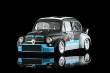 Fiat Abarth 1000tcr #485 Zuccari Cit 1973 Rtr Aluminum Chassis Camber Slot Car