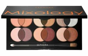 SEPHORA COLLECTION Mixology Eyeshadow Palette  Sweet & Warm Mix