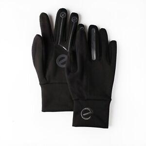 eGLOVE XTREME Run - Black Touchscreen Ultra Warm Running Gloves - END OF LINE