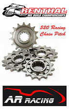 Renthal 15 T Front Sprocket 407-520-15 to fit Aprilia RSV4 2009-2016  520 Pitch