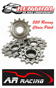 Renthal 16 T Front Sprocket 475U-520-16 to fit BMW S1000RR 09-19 520 Race Pitch