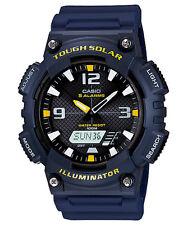Casio AQ-S810W-2A Navy Blue Tough Solar Watch AQS810 COD Paypal