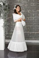 Women Wedding Petticoat for A-line Dress Floor Length R1-270