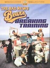 THE BAD NEWS BEARS IN BREAKING TRAINING DVD (1977) NEW