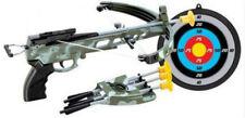 kids toy Stealth Cross Bow Military Archery Set Target PracticeOutdoor Children