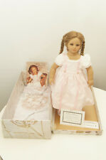 Annette Himstedt Fiene Barefoot Babies Doll 1990-1991 Box and COA