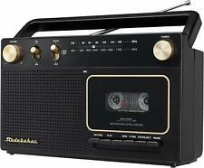 Studebaker Portable Retro Home Audio Stereo Am/Fm Radio Cassette Player/Record
