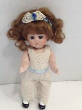 "1997 Marie Osmond 6"" Porcelain Doll  Numbered"