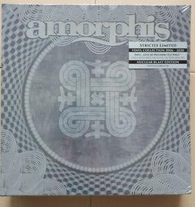AMORPHIS - Vinyl Collection 2006-2020 Box Set 9 Different Colours NEU Ltd 200