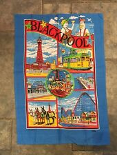Vintage Kitchen Advertising Blackpool - Retro Souvenir Kitchenalia