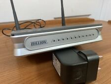 More details for billion bipac 8800nl r2 firewall router