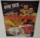 Rare Star Trek Official 1977 U.S.S Enterprise Soars High AHI Paramount NIP Art