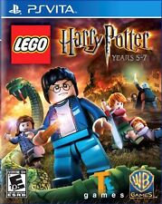 Lego Harry Potter: Years 5-7 - PlayStation Vita , New, Free Shipping