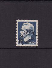 Monaco  préoblitéré   prince  12f  bleu clair  num: 9