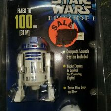 Estes Star Wars Episode 1 Flying Action Model Rocket Starter Pack NIP