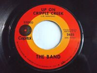 The Band Up On Cripple Creek / The Night They Drove Old Dixie Down Vinyl Record