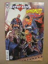 Super Sons Dynomutt and Blue Falcon #1 DC Comics 2018 One Shot 9.6 Near Mint+