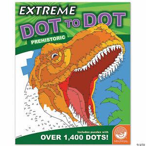 Prehistoric  Extreme Dot to Dot