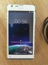 Sony Xperia SP C5303 - 8GB - Weiss (Ohne Simlock) Smartphone