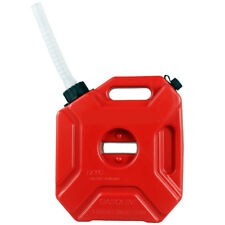 3L Plastic Petrol Tank Atv Jerrycan Mount Motorcycle Gas Can Gasoline Containe