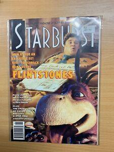 1994 STARBURST MAGAZINE #191 FLINTSTONES / THE CROW / STAR TREK / RED DWARF (LL)