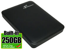 Avolusion 250GB USB 3.0  (XBOX One Pre-Formatted) External XBOX One Hard Drive