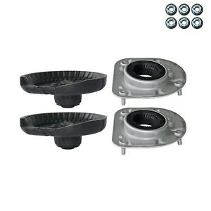 4*Top Front Strut Mount L+R New For VOLVO XC90I MKI D5 AWD S80 MKI Saloon 3.0 T6