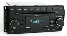Chrysler Jeep Dodge Radio Receiver SAT AUX MP3 CD Player UConnect P05064420AF