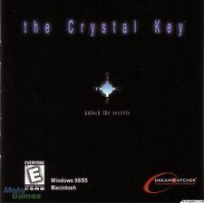 THE CRYSTAL KEY +1Clk Windows 10 8 7 Vista XP Install