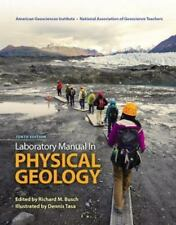 Laboratory Manual In Physical Geology, 10th Edition, Busch