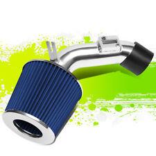 FOR 06-11 HONDA CIVIC DX LX RACING SHORT RAM AIR INTAKE SYSTEM PIPE+BLUE FILTER