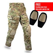 PLATATAC Tac Dax V3 Tactical Combat Trousers Multicam