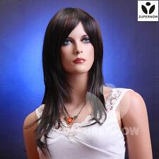 【Sale】Nature wigs women long wave hair full cap female wigs fashion display wigs