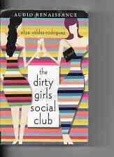 The Dirty Girls Social Club by Alisa Valdes-Rodriguez (2003, THREE CASSETTES.