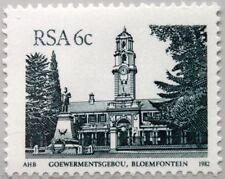 RSA SÜDAFRIKA SOUTH AFRICA 1984 606 II Freimarke Definitive Gebäude Architektur