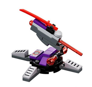 LEGO: Nindroid Cannon from 71704. New & Unbuilt.