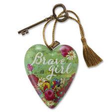 Art Hearts by Demdaco - BRAVE GIRL - #AH-ORNP-001