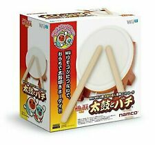 Orginal Namco Nintendo Wii U Drum and Drumstick Video Game Deal From JP F/s