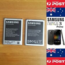 Samsung Nexus 3 Prime Original Battery EB-L1F2HVU 1750mAh Good Quality - Local