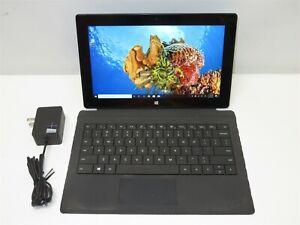 "Microsoft 10.6"" Surface Pro 2 Tablet 4GB i5 128GB SSD Win 10 Pro Model 1601"