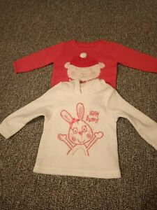 2 winter jumpers  6-12m