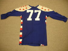 Game Worn 1950's College Football All-Star Game Jersey #77