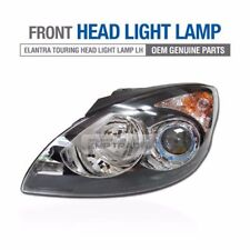OEM Black Bezel Projection Head Light LH for HYUNDAI 2008-2012 Elantra Touring