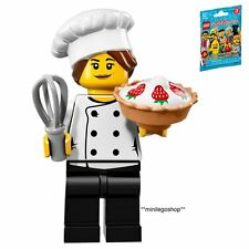 LEGO 71018 MINIFIGURES Series 17 Gourmet Chef #3