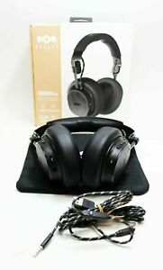 House Of Marley Exodus ANC Bluetooth Noise Cancelling Over-Ear Headphones Black
