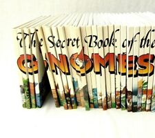 More details for the secret book of the gnomes 25 book set 1-25 hardbacks by wil huygen 1986